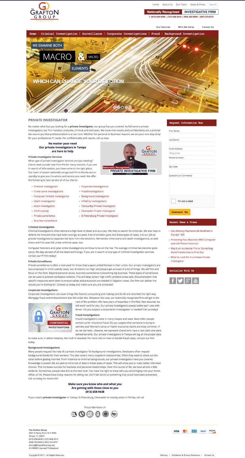 Web Design by Kustom Kode, LLC